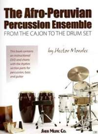 Hector Morales: Afro-Peruvian Percussion Ensemble