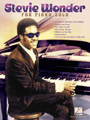 Stevie Wonder: Piano Solo