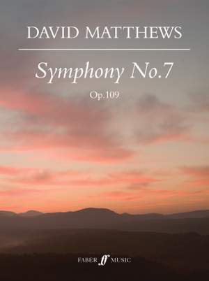 David Matthews: Symphony No.7
