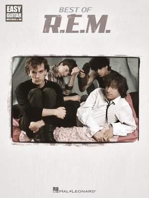 Best of R.E.M. (Easy Guitar)