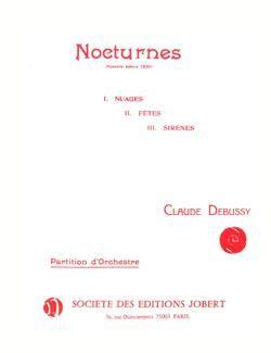 Debussy: 3 Nocturnes