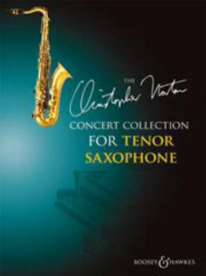 Norton, C: Concert Collection for Tenor Saxophone