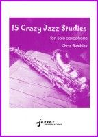 Chris Gumbley: 15 Crazy Jazz Studies