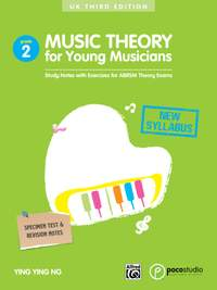 Ng, Ying Ying: Music Theory For Young Musicians G2 3ED