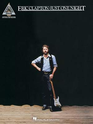 Eric Clapton - Just One Night Product Image