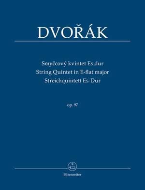 Dvorák, A: String Quintet E-flat major op. 97