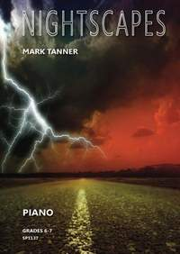 Mark Tanner: Nightscapes for Piano