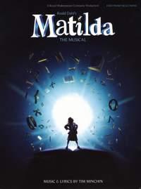 Tim Minchin: Roald Dahl's Matilda - The Musical