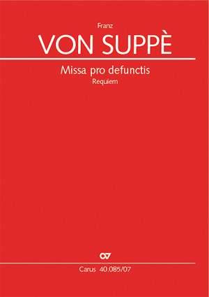 Suppè: Missa pro defunctis (Requiem)