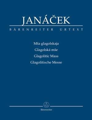 Janácek, Leos: Glagolitic Mass