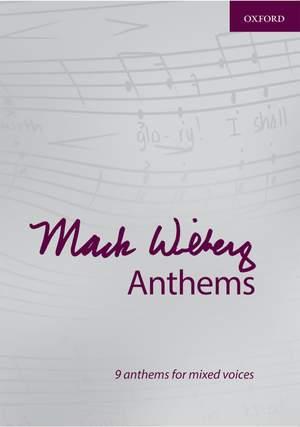 Wilberg, Mack: Mack Wilberg Anthems
