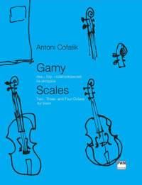 Cofalik, A: Scales