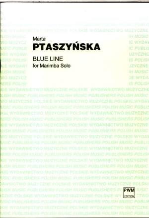 Ptaszy?ska, M: Blue Line