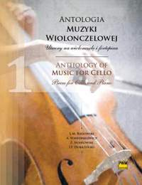 Anthology of Music for Cello 1