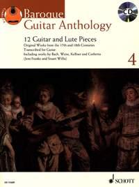 Baroque Guitar Anthology   Vol. 4