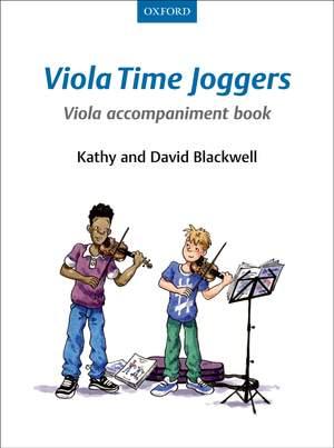 Blackwell, Kathy: Viola Time Joggers Viola Accompaniment Book