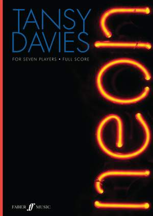 Tansy Davies: Neon