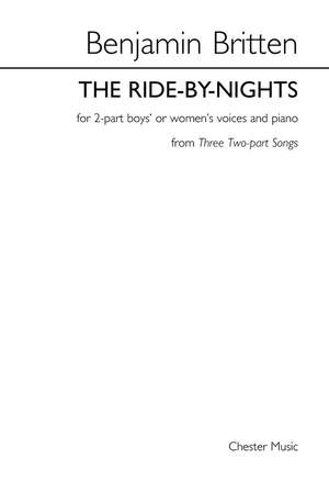 Benjamin Britten: The Ride-By-Nights
