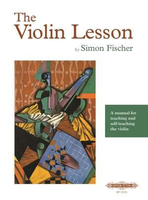 Simon Fischer: The Violin Lesson
