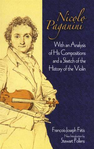 Nicolo Paganini With Analysis Of His Compositions