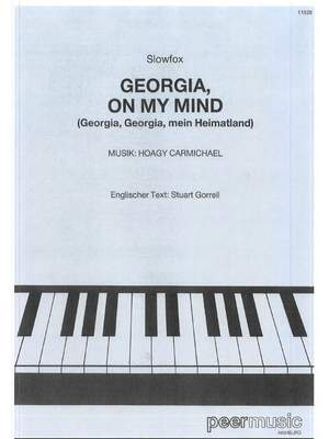 Howard Carmichael: Georgia On My Mind