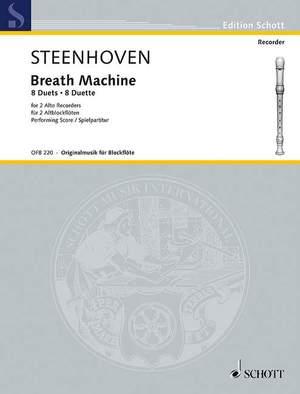 Steenhoven, K v: Breath Machine