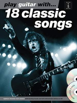 Play Guitar With... 18 Classic Songs