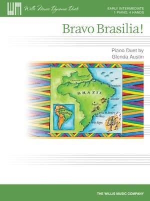 Glenda Austin: Bravo Brasilia!