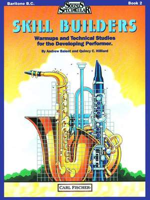 Quincy C. Hilliard_Andrew Balent: Skill Builders - Book 2 Product Image