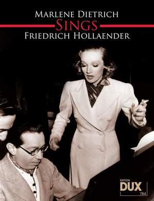 Hollaender, F: Marlene Dietrich sings Friedrich Holländer Product Image