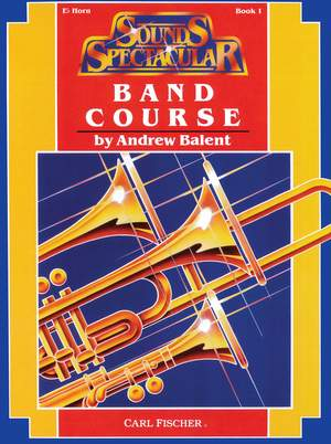 Andrew Balent: Sounds Spectacular Band Course Product Image