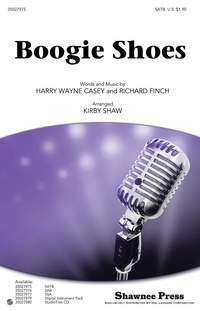 KC and the Sunshine Band: Boogie Shoes SATB