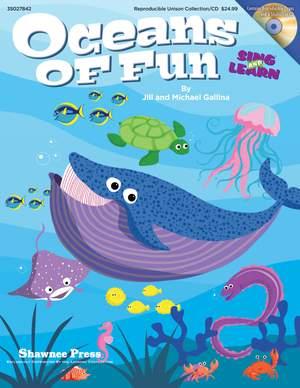 Jill Gallina_Michael Gallina: Oceans Of Fun