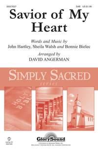 Bonnie Bielec_John Hartley_Sheila Walsh: Savior of My Heart