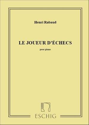 Rabaud: Musique du Film 'Le Jouer d'Echecs'