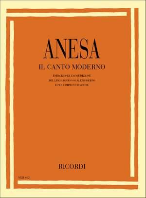 Anesa: Il Canto moderno