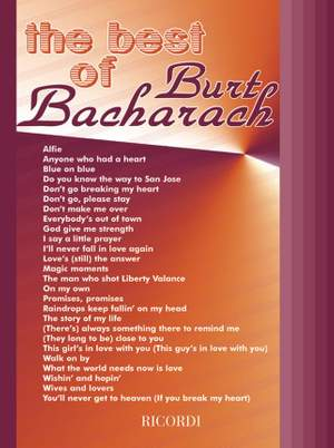 Bacharach: The Best of Burt Bacharach