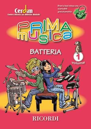 Damiani: Primamusica: Batteria Vol.1