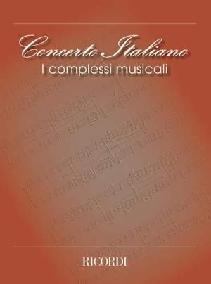 Various: Concerto italiano: I Complessi musicali