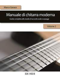Gerace: Manuale di Chitarra moderna Vol.2