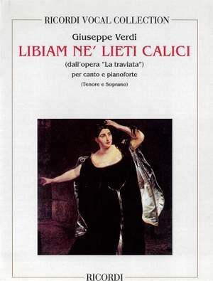Verdi: Brindisi 'Libiam ne'lieti Calici'