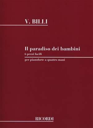 Vincenzo Billi: Il Paradiso Dei Bambini