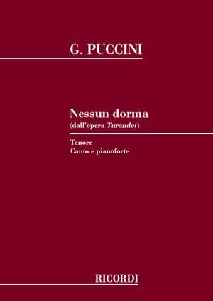 Puccini: Nessun dorma! (in G major)