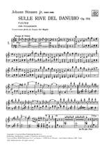 Strauss: The Blue Danube Op.314 (arr. F.del Maglio) Product Image