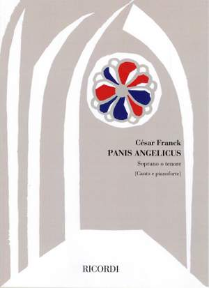 Franck: Panis angelicus (high) in A major
