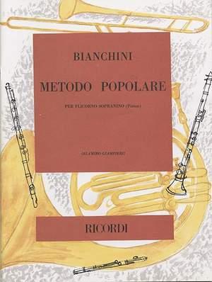 Bianchini: Metodo popolare per Flicorno soprano (Piston)