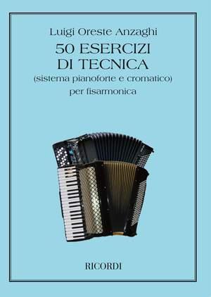Anzaghi: 50 Esercizi di Tecnica
