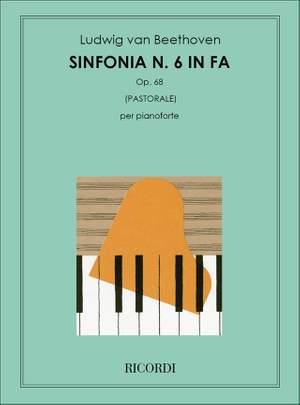 Beethoven: Symphony No.6, Op.68 in F 'Pastoral' (transc. E.Pozzoli)