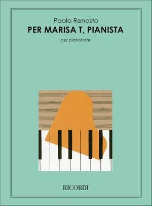 Renosto: Per Marisa T., Pianista