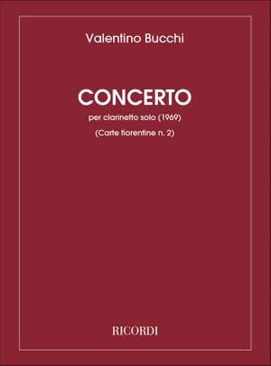 Bucchi: Concerto